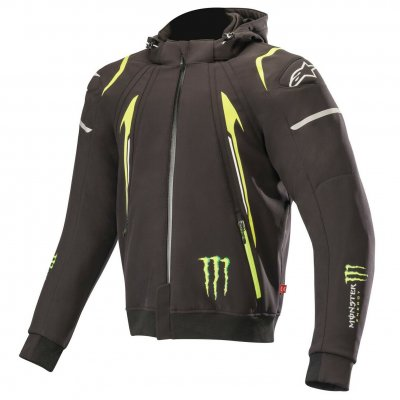 Bunda Alpinestars Monster Mercury Tec...