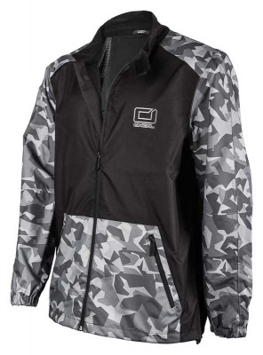 Bunda Oneal Shore II Jacket Black/Grey