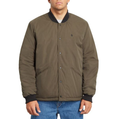 Bunda Volcom Lookster Jacket Lead