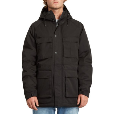 Bunda Volcom Renton Winter 5K Jkt Black