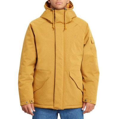 Bunda Volcom Synthwave Jacket Inca Gold