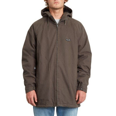Bunda Volcom Volster Jacket Lead