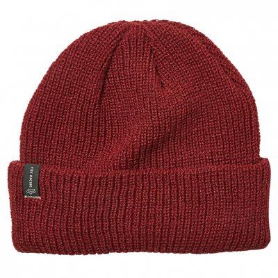 Čepice Fox Machinist Beanie cramberry