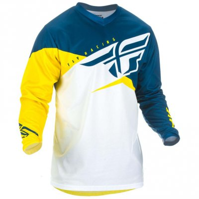 Dres Fly Racing F-16, 2019 yellow/whi...
