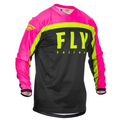 Dres Fly Racing F-16 2020 pink/black/...