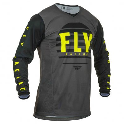 Dres Fly Racing K120 2020 black/grey/...