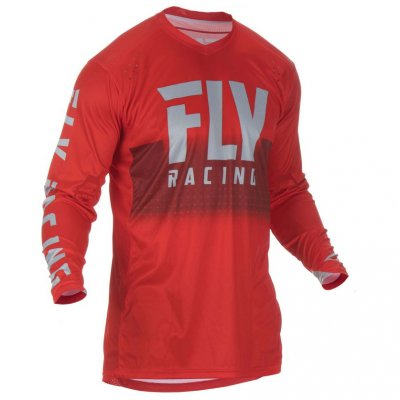 Dres Fly Racing Kinetic Lite 2019 red...