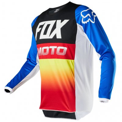 Dres Fox Racing 180 Fyce 2020 blue/red