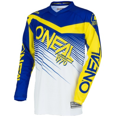 Dres Oneal Element Racewear Blue/Whit...