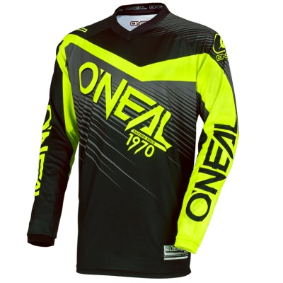 Dres Oneal Element Racewear Black/Yellow