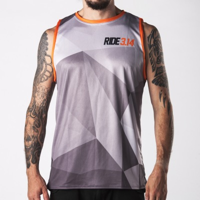 Dres Pitcha Polycam Tank Gray