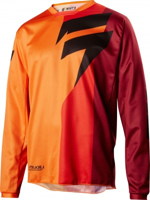 Dres Shift Whit3 Tarmac Jersey Orange