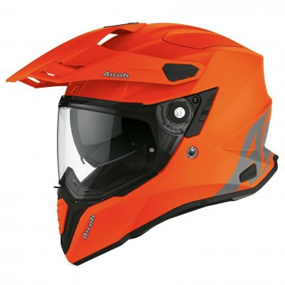 Helma Airoh Commander Color orange matte