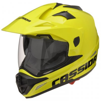 helma Cassida Tour fluo yellow