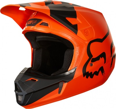 Helma Fox V2 Mastar 2018 Orange/Black