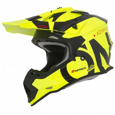 Helma Oneal 2Series Slick yellow