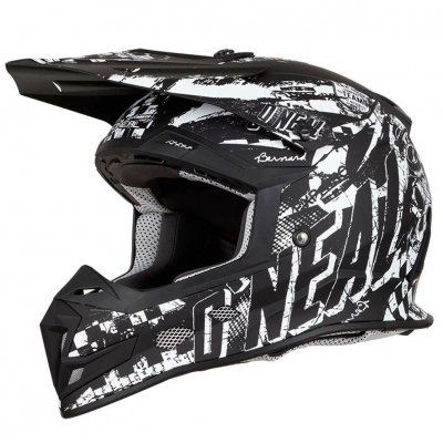 Helma Oneal 5Series Rider black/white