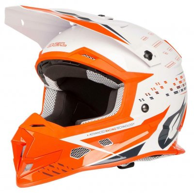 Helma Oneal 5Series Trace orange/white