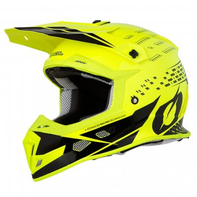 Helma Oneal 5Series Trace yellow/black