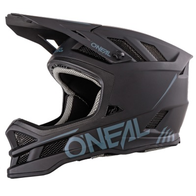 Helma Oneal Blade Solid Black