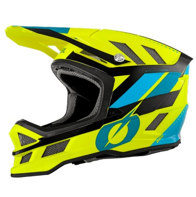 Helma Oneal Blade Synapse Yellow/Blue