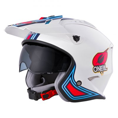 Helma Oneal Volt MN1 white/red