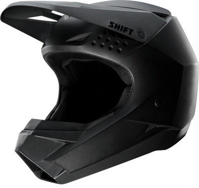 Helma Shift Whit3 Helmet Matte Black