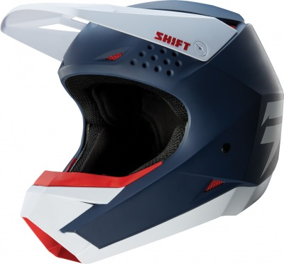 Helma Shift Whit3 Helmet Navy