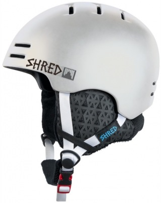 Helma Shred Slam-Cap White