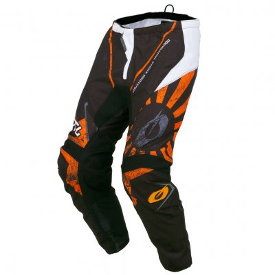 Kalhoty Oneal Element Zen black/orange