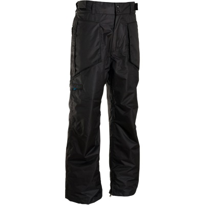 Kalhoty WooX  Powder Mens´ Pants Black