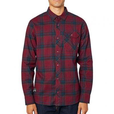 Košile Fox Gamut Stretch Flannel Cran...