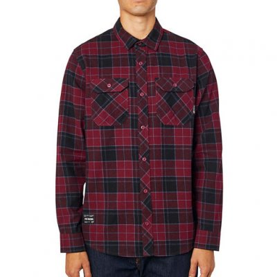 Košile Fox Traildust 2.0 Flannel Cran...