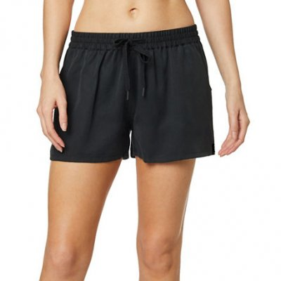Kraťasy Fox Barnett Woven Short Black