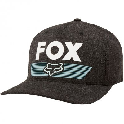 Kšiltovka Fox Aviator Flexfit Hat black 19f917c018