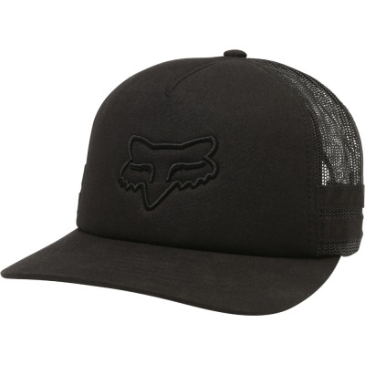 Kšiltovka Fox Head Trik Trucker Black