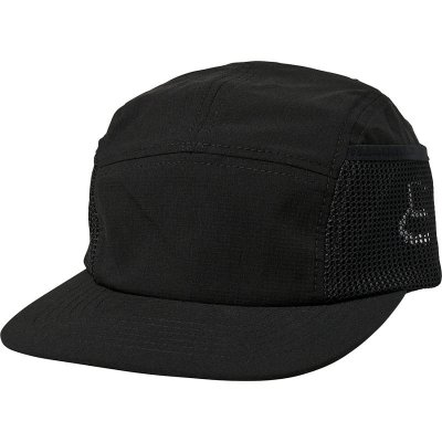 Kšiltovka Fox Side Pocket Hat black