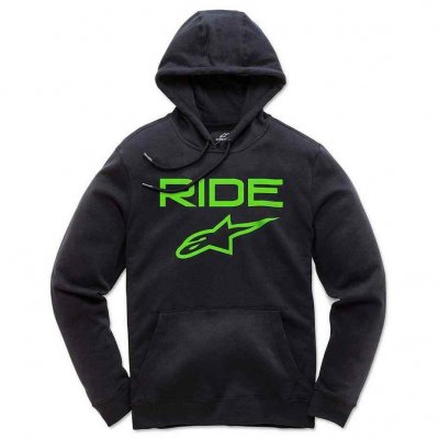 Mikina Alpinestars Ride 2.0 fleece bl...