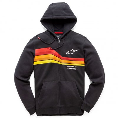 Mikina Alpinestars Swerve fleece black
