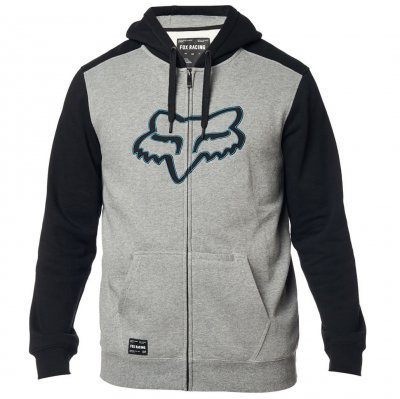Mikina Fox Destrakt Zip Fleece graphi...
