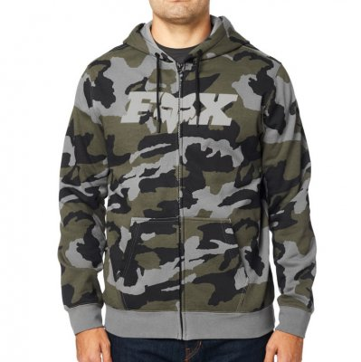 Mikina Fox Legacy Fheadx zip fleece c...