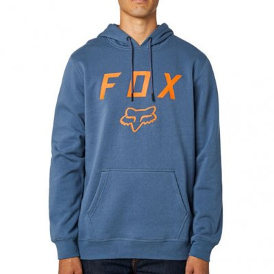 Mikina Fox Legacy Moth Po Fleece Blue...