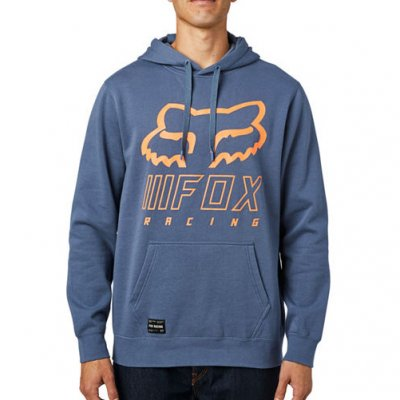Mikina Fox Overhaul Pullover Fleece B...