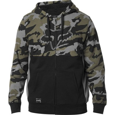 Mikina Fox Rebound Sherpa Fleece camo
