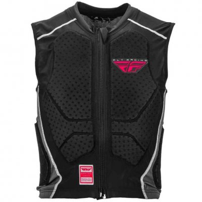 ochranná vesta Fly racing Barricade zip