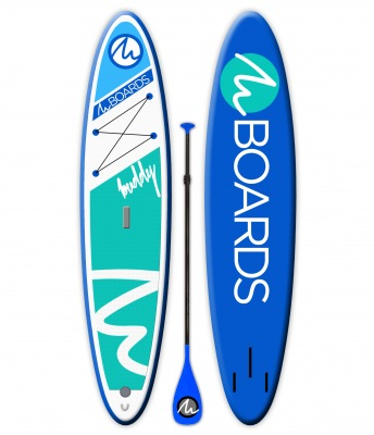 Paddleboard M-Boards Buddy Set 10'6&q...