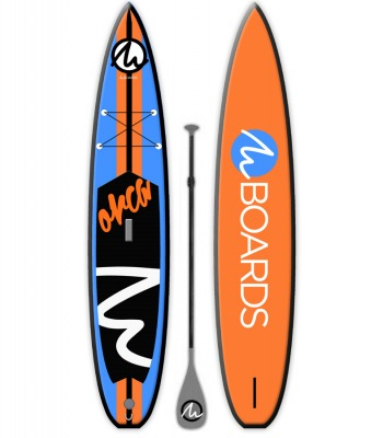Paddleboard M-Boards Orca Race Set 12...