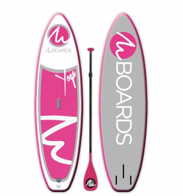Paddleboard M-Boards Yoga Set 11'0""