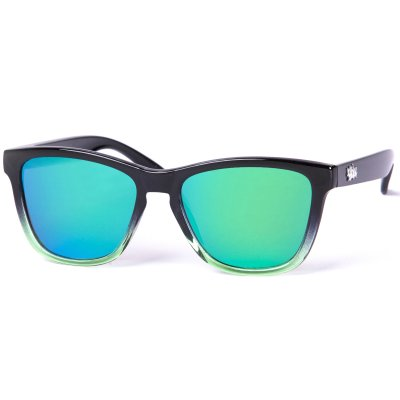 Pitcha BALDAN sunglasses black/green