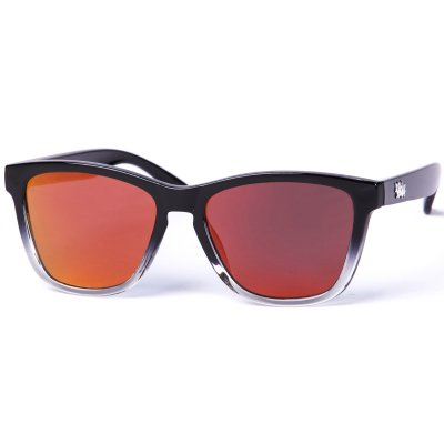 Pitcha BALDAN sunglasses black/red